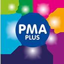 PMA plus logo